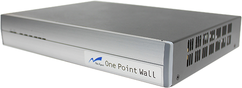 One Point Wall DBK